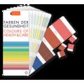 Цветовая палитра RAL COLORS OF HEALTH & CARE