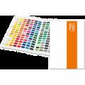 Цветовая палитра RAL F5(глянцевый)