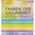 Цвета здоровья и социальной помощи + цветовая палитра